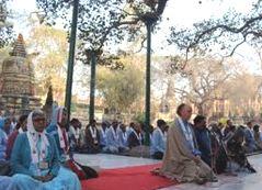 International Order Convention at Bodh Gaya